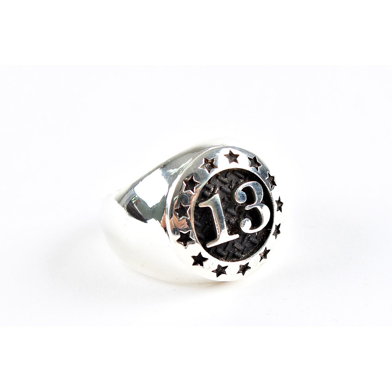 Ms. AGINGCCC X STEELWHEELS '13' RING