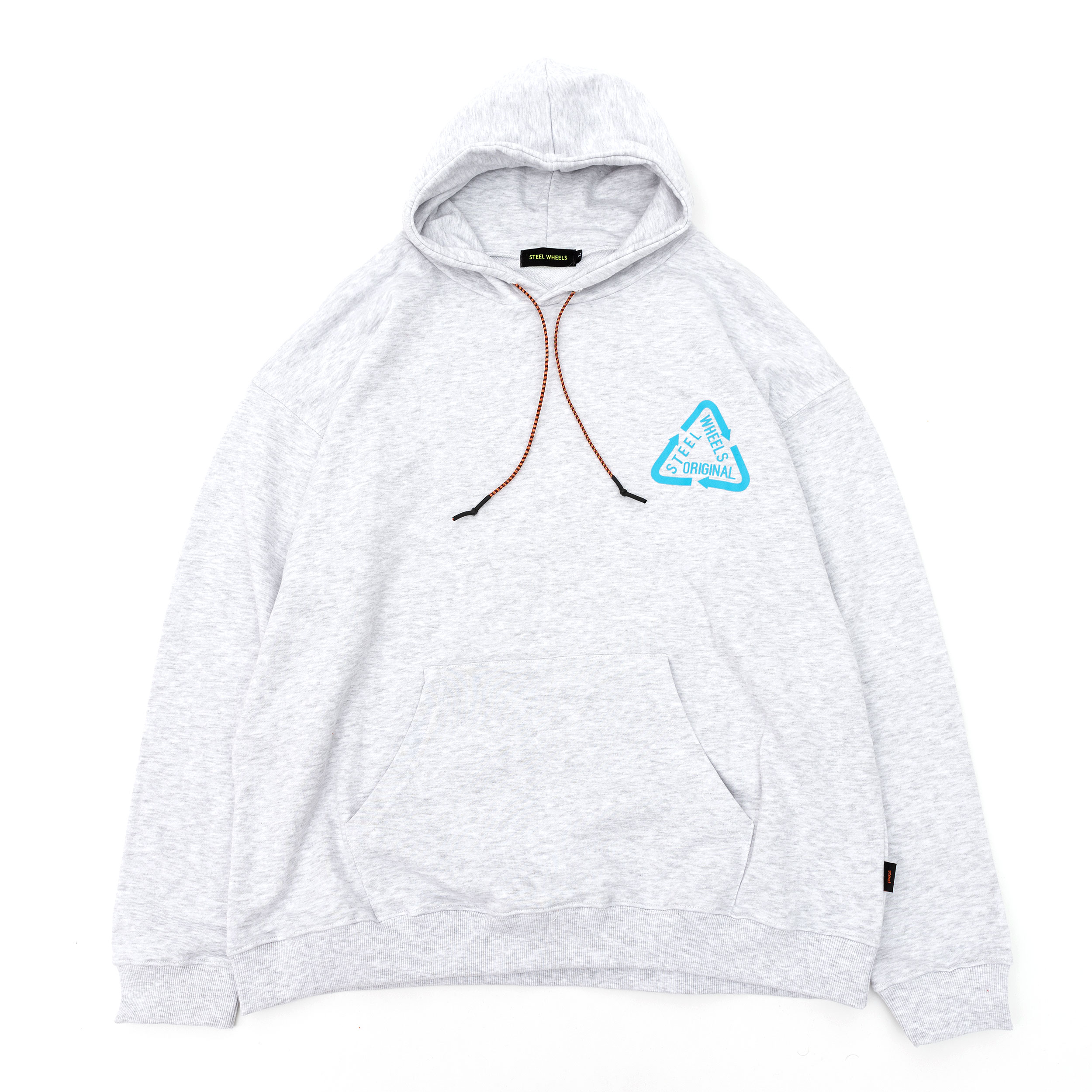 REFLECTIVE HOODIE (WHITE)